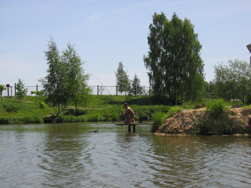 рыбалка в бритово в раменском районе