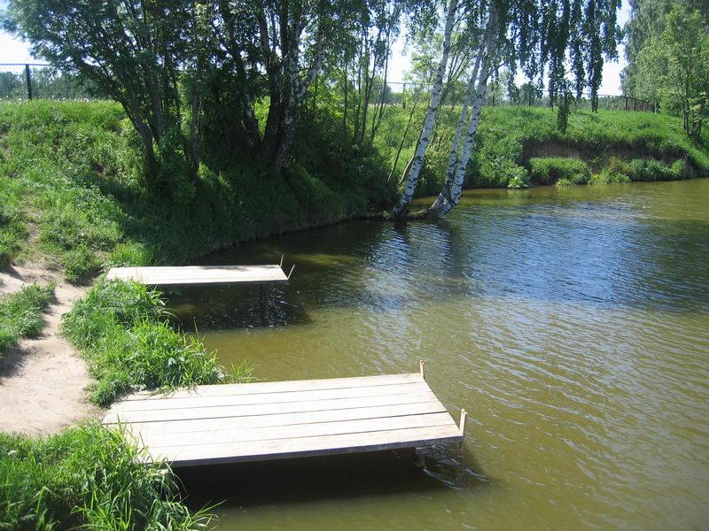 рыбалка в слободе раменский район